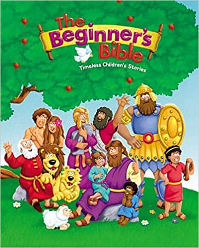 The Beginner's Toddler and Preschool Bible