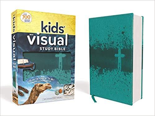 Kids Visual Bible NIV edition