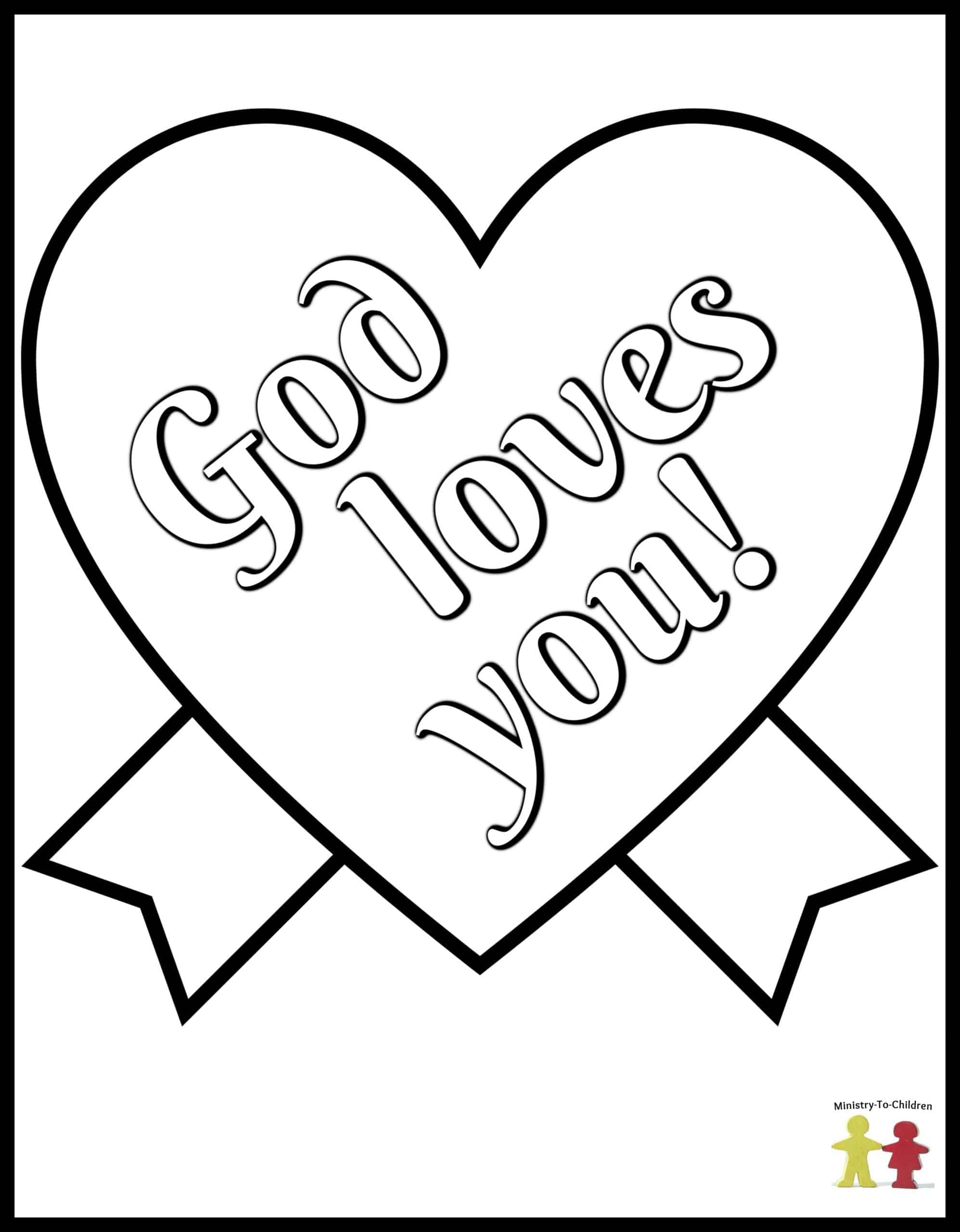 15 Valentine's Day Coloring Pages for Kids | Shutterfly | 2560x1995