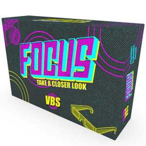 Focus VBS from Orange Curriculum