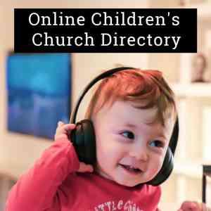 online children's church directory