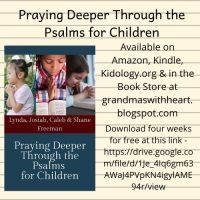 Kids Devotional on the Psalms