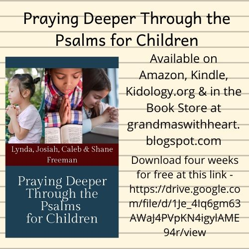 Kids Devotional on the Psalms