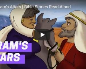 Fishnet Bible stories