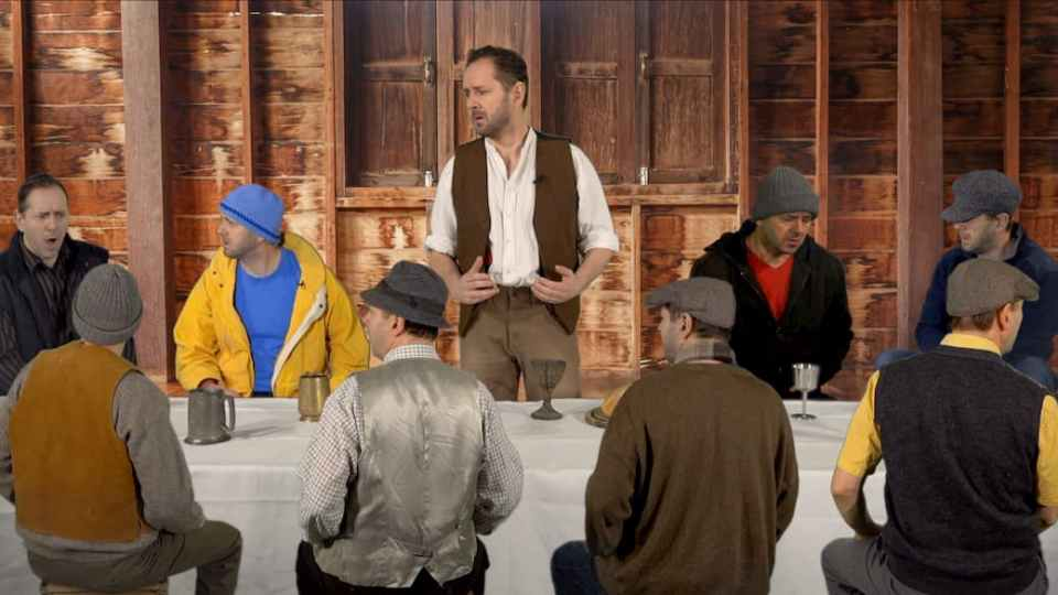 The Last Supper Bible Story on Video