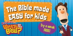 Whats in the Bible Curriculum