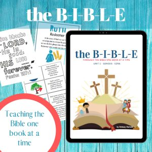 The Bible Curriculum