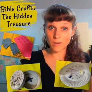 Bible Crafts on the Parables of the Treasure