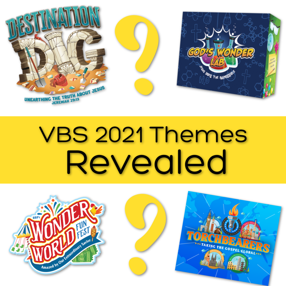 VBS 2021 Themes Revealed