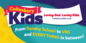 Cokesbury Kids Ministry Curriculum
