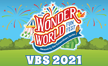 VBS 2021 from Regular Baptist Press