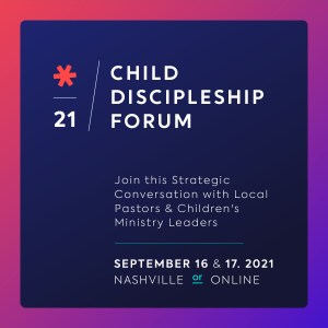 Awana Child Discipleship Forum