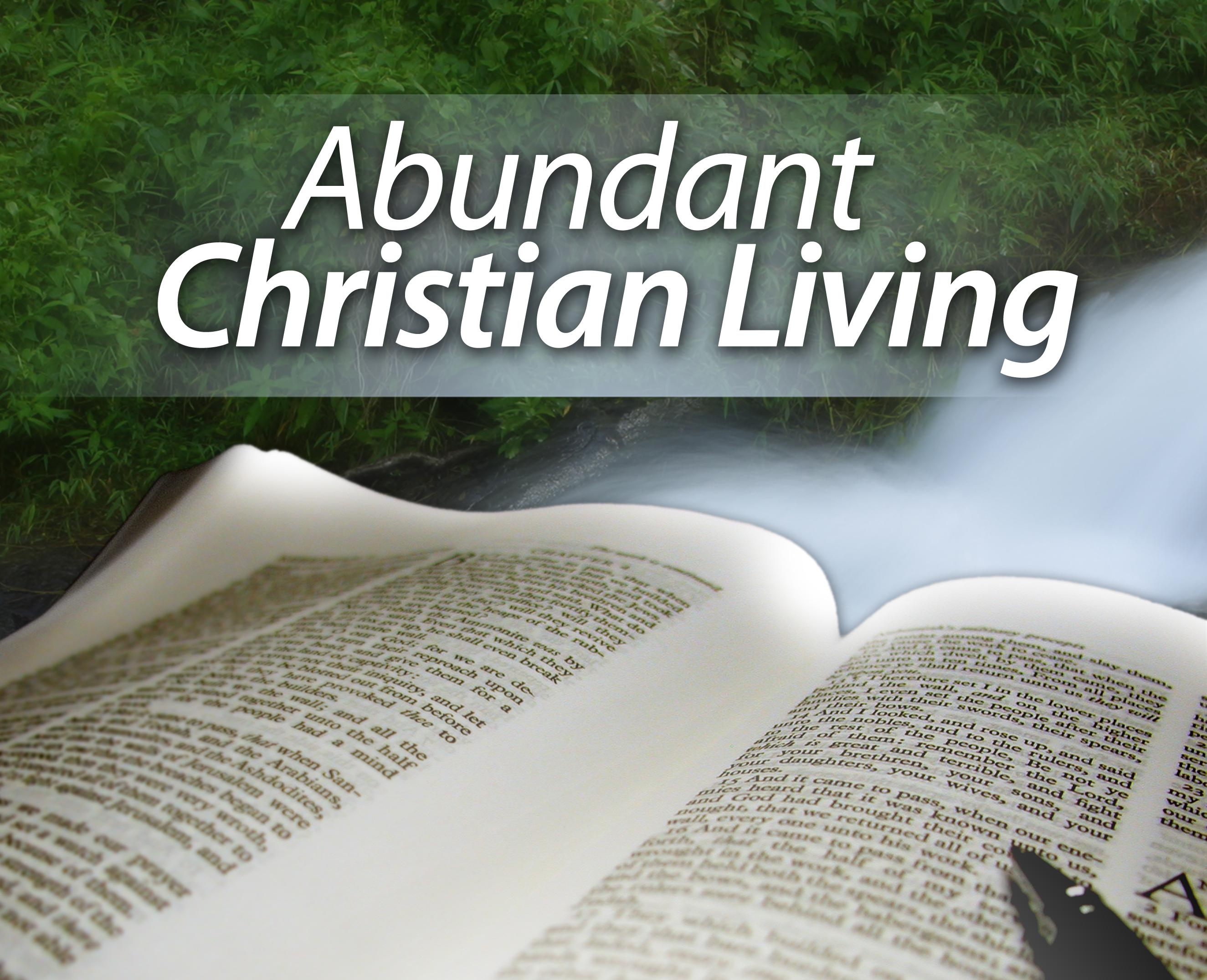 Abundant Christian Living  Ministry127