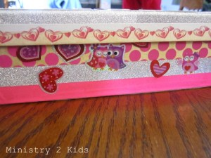 DIY V-Day Box 8wm