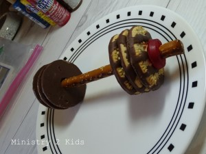 Barbell Snack 2