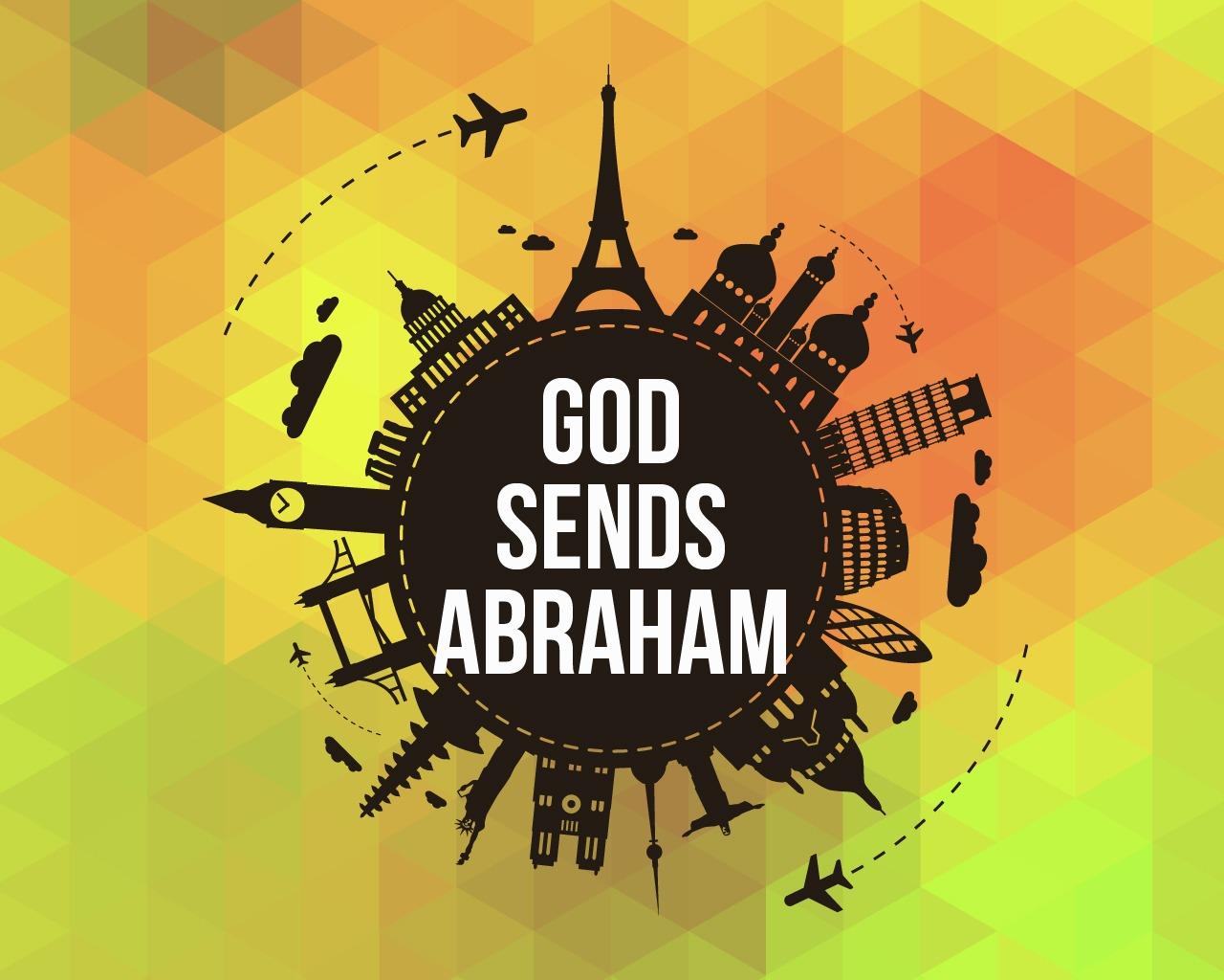 hight resolution of God Sends Abraham' Sunday School Lesson (Genesis 22:1-19) • MinistryArk