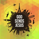 'God Sends Jesus' Childrens Lesson (John 8:1-11)