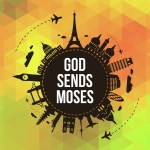 'God Sends Moses' Sunday School Lesson (Exodus 14)