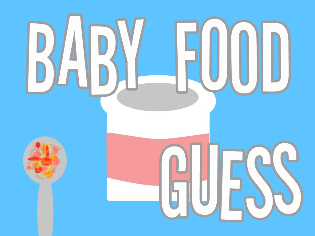 Baby Food Guess
