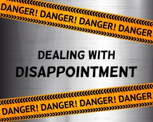 Click here for the 'Dealing with Disappointment' lesson Powerpoint image