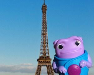 Oh in Paris
