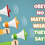 'Obey No Matter What They Say' Childrens Lesson on Samson and Delilah (Judges 16)