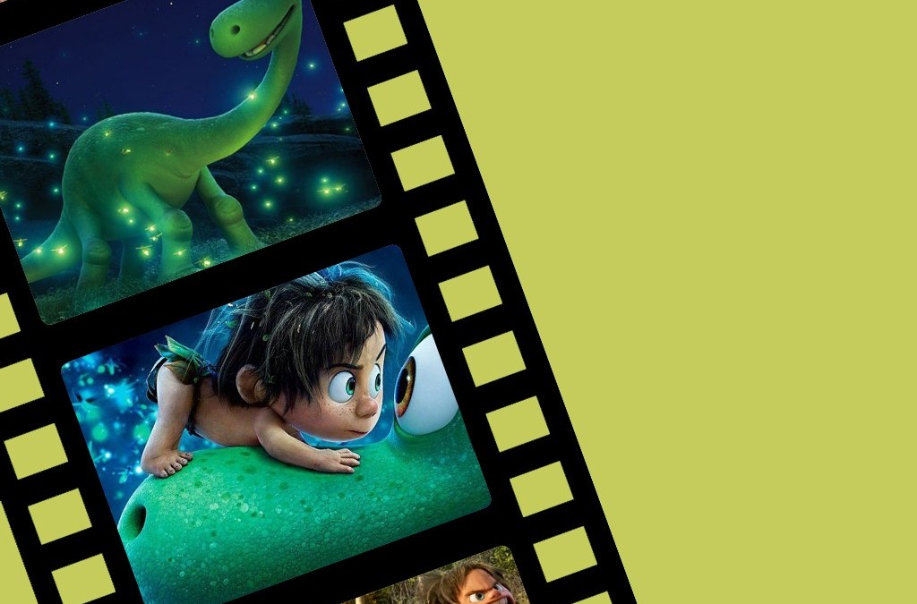 'My Family' Movie Discussion (The Good Dinosaur, 2015)