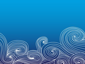 Oceans Blank Template