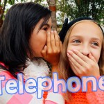 'Telephone' Group Game
