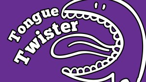 Click here for the Widescreen 'Tongue Twister' Game powerpoint image