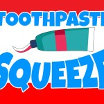 'Toothpaste Squeeze' Game