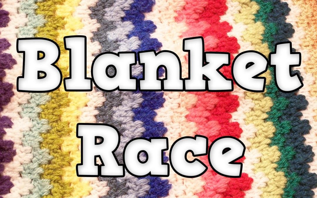 'Blanket Race' Game