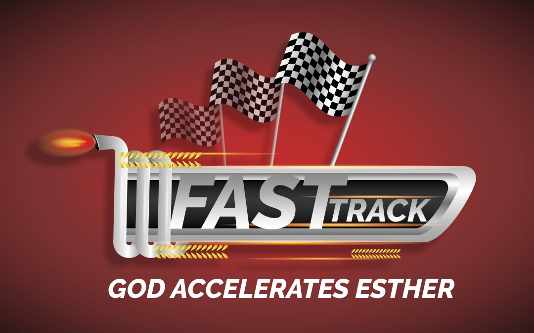 'God Accelerates Esther' Childrens Lesson