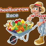 'Wheelbarrow Race' Game