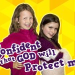 'Confident that God Will Protect Me' Childrens Lesson on Exodus 7:14-11:10