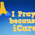'I Pray Because I Care' Childrens Lesson on Man Through Roof