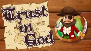 'Trust in God' Childrens Lesson on Joseph (Genesis 40 and 41)