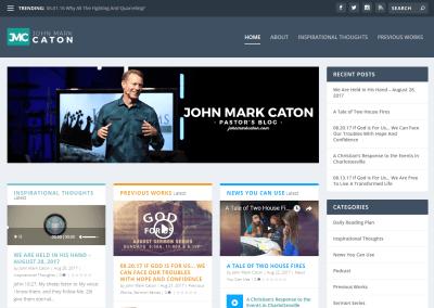 John Mark Caton