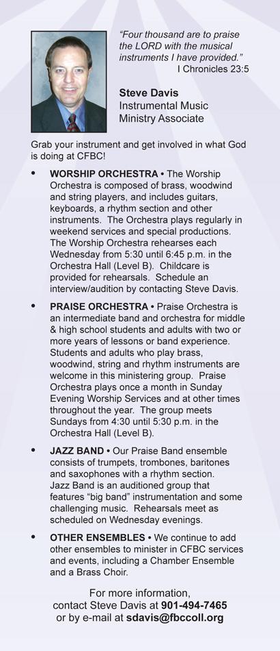 Worship Samples