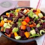 Beet salad -a celebration recipe