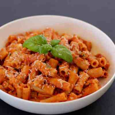 Penne Alla Vodka – Instant Pot
