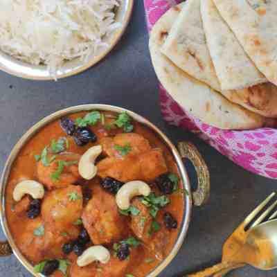 Shahi Chicken Korma – Instant Pot