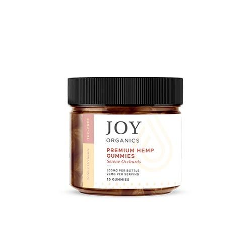 Joy Organics CBD Gummies Review