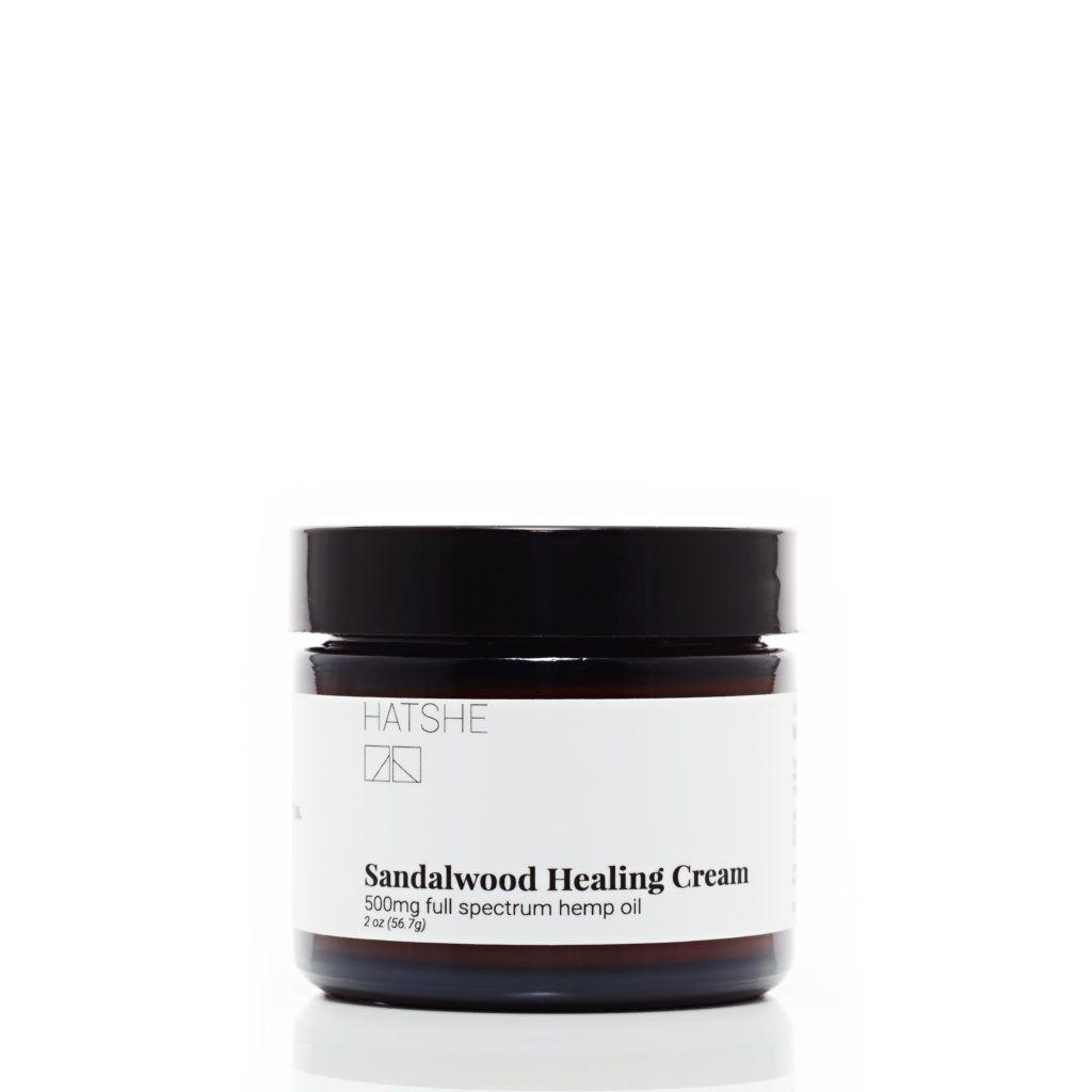 HATSHE Sandalwood Healing Cream