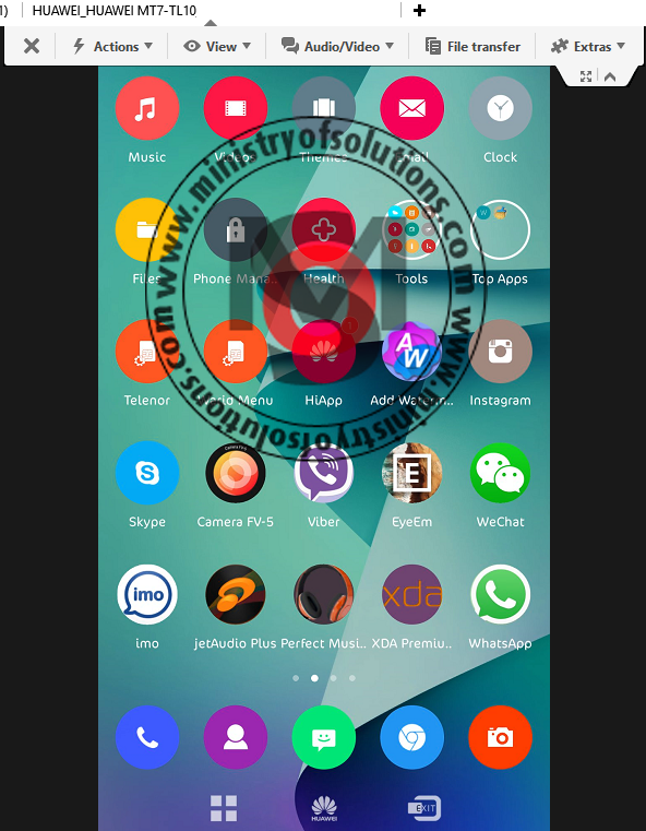 Add On Huawei Teamviewer