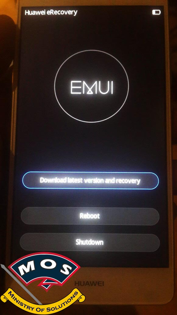 [Solved] Huawei P9 Lite VNS-L31 Bricked After Nougat Update