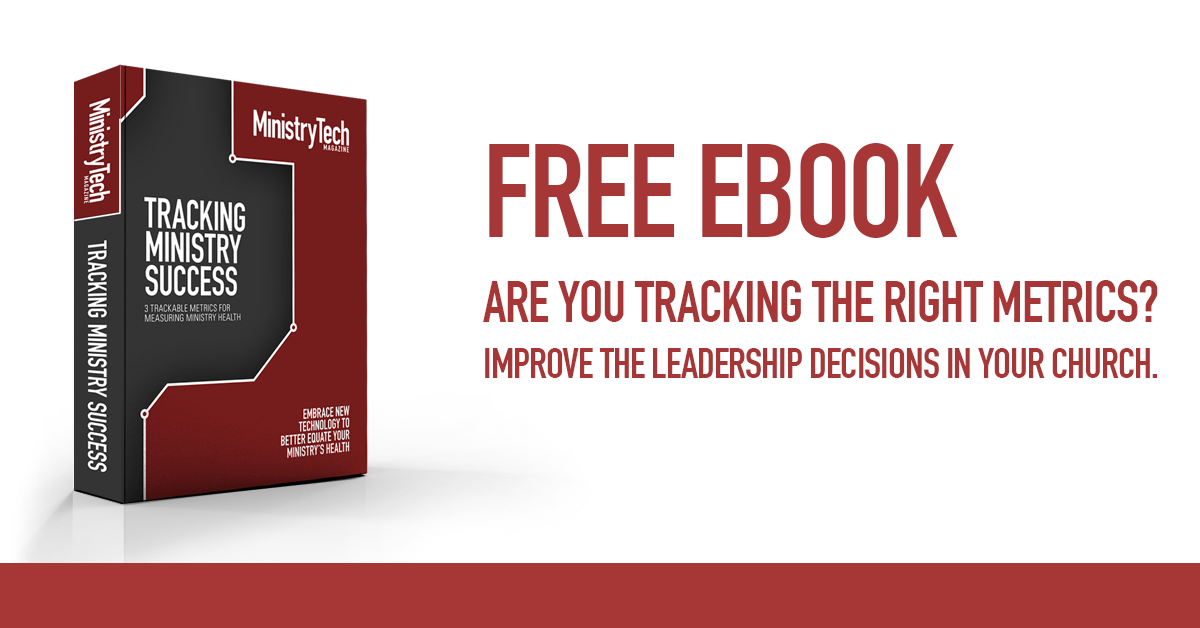 Free Ebook  Tracking Ministry Success
