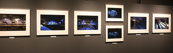 相原正明写真展「STAR SNOW STEEL ~夜が織りなす鉄路の世界~」