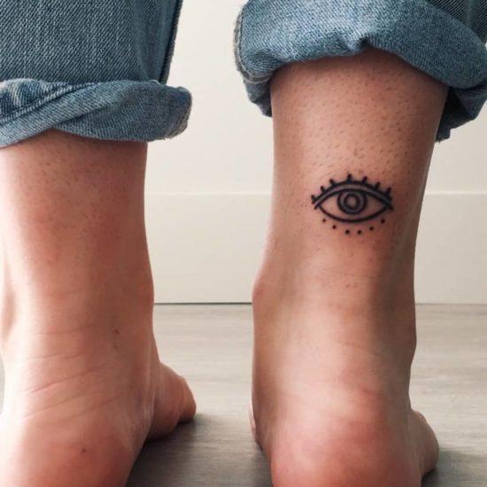 Galería De Tatuajes Pequeños Y Originales Mini Tatuajes