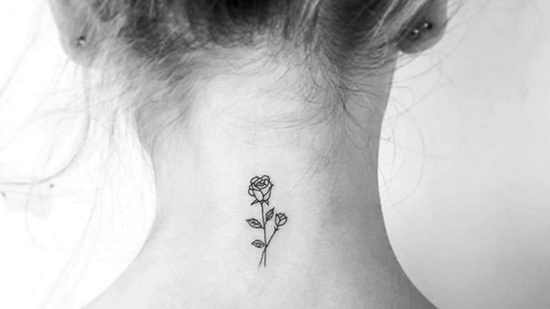 Mini Tatuajes Tattoos Pequeños Originales Y Discretos